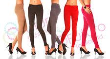 Groß Ausverkauf Sexy & Modisch Reithosen Hose Größen 8 - 16 UK FS01