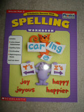 SCHOLASTIC PHONICS LEARNING TO READ READING SUCCESS WITH SPELLING PART 2 BOOK