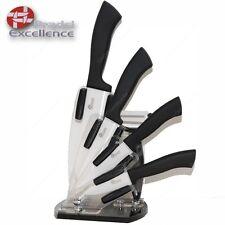 PRADEL - Bloc Plexi couteaux Céramique 4+1
