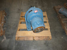 SHIMPO MODEL DF7121C210BH CIRCULATE SPEED REDUCER RATIO 121-1 TORQUE 52100 LB-IN