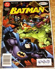 DC BATMAN KEMCO SPECIAL VARIANT #1 MID HIGH GRADE COMICS BAGGED & BOARDED