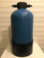 DI VESSEL 19 ltr Window Cleaning-Resin Not Included-Black or Blue 10.5 x 25 in
