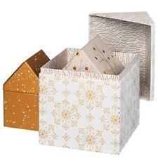 Räder Design Schachtel-Set  Geschenke des Himmels Haus (3-teilig)