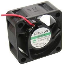 Sunon MB40201V3-0000-G99 12 VDC 40 mm x 20 mm Brushless Fan 6.3 CFM