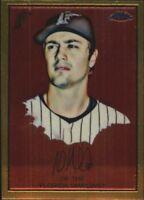 Andrew Miller 2008 Topps Chrome Florida Marlins Baseball Card #TCCP30