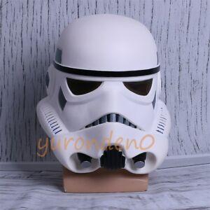 Star Wars Helmet Cosplay The Black Series Imperial Stormtrooper Helmet Mask Prop