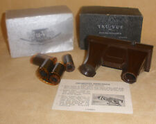Tru-Vue Viewer in Box w/ Insturctions & 3 Film Reels