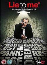 Lie To Me Temporadas 1 To 3 Colección Completa DVD Nuevo DVD (5319701000)