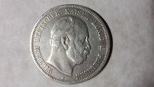 5 Mark 1876 Wilhelm I. König von Preußen * besser als üblich*