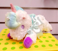 New Sanrio Little Twin Stars Unicorn with Pearl Plush Toy Kids Gift