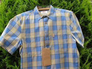 Fjällräven  Herren Hemd Shirt High Coast Outdoor Gr. S neu