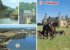 BT10562 en puisaye les ecluses de rogny horse chevaux         France