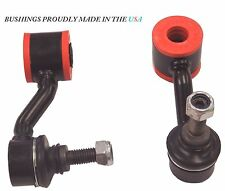 PAIR Stabilizer Bar Link Rear Left Right DODGE DURANGO ASPEN 2004-2009 K80947