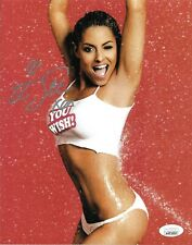 TRISH STRATUS WWF WWE DIVA SIGNED AUTOGRAPH 8X10 PHOTO #4 JSA COA