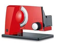 Graef Sliced Kitchen SKS S11003 Allesschneider rot 170W S11000 #T3387