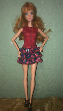 Barbie MIDGE Doll Life in the Dreamhouse Lashes Articulated Steffie Red Hair
