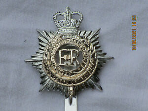 Royal Corps of Transport,RCT,Anodised Aluminium Staybright,Maker:Firmin,London