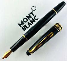 MONTBLANC MEISTERSTUCK 144 M Stilografica Vintage