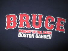 2012 BRUCE SPRINGSTEEN  Dancin' In Tha Dahk BOSTON GAHDEN Concert (SM) T-Shirt