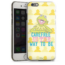 Apple iPhone 6 Handyhülle Case Hülle - Muppets Carefree is the way to be