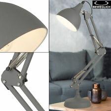 Comptoir Lampe Travail Chambre Beistell Articulation Lampe Hauteur Réglable Gris