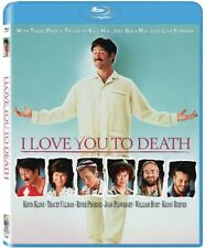 I Love You to Death (kevin Kline Tracey Ullman Joan Plowright) Blu-ray