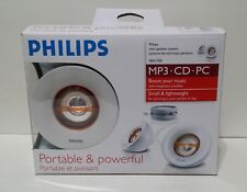 Philips SBA1500 Portable Speakers System