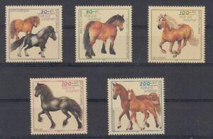 Germany 1920 - 24 Horses (MNH)