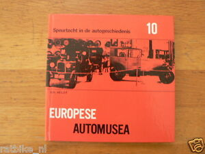 HISTORY OF CAR MUSEA AUTOTRON,BMW,BEAULIEU,METIERS,STOCKHOLM,SCANIA,PRAAG