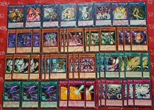 YUGIOH Cyberse Deck 48 Cards Powercode Talker *Avida*