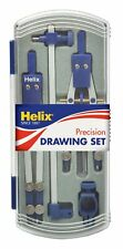 Helix Technical Precision Drawing Set Inc Thumbwheel Compass & Technical A44002
