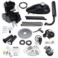 80CC Motor Engine Kit 2 Stroke Motorized Push Bike Motorised Bicycle Petrol Gas