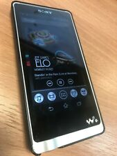 Sony NWZ-ZX1 128 GB Walkman with High Resolution Audio - Black/Silver