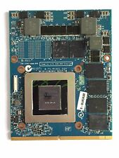 CLEVO NVIDIA GTX 670MX 3GB N13E-GR-A2 Video Card FOR MSI CLEVO AND ALIENWARE
