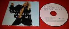 CD ELLIE GOULDING - ON MY MIND - SINGLE - NUOVO - NEW