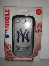 NEW YORK YANKEES MLB SAMSUNG GALAXY S III CASE HARDSHELL COVER NEW IN PACKAGE