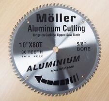 "10"" x 80T Aluminum Cutting TCT Saw Blade"