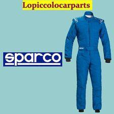 TUTA RACING SPARCO SPRINT RS-2.1 OMOLOGATA FIA8856-2000 Tg 60 AZZURRA 00109160AZ
