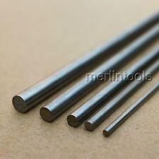 5 Pcs HSS White Steel Round Bar Lathe Turning Tools ( Ø2mm to Ø6mm)