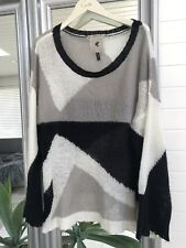 One Teaspoon Oversized Knitted Jumper Sweater