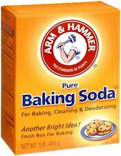 ARM - HAMMER Pure Baking Soda 16 oz (Pack of 2)