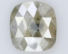 Natural Loose Diamond Cushion Grey Color I3 Clarity 6.50 MM 0.71 Ct L7008