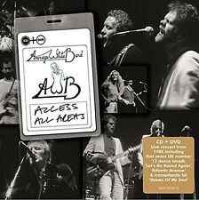 The Average White Band - Access All Areas [New CD] Bonus DVD, PAL Region 2, UK -
