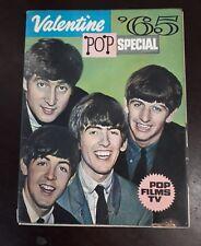 Valentine pop special magazine 1965