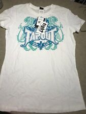 Ladies TapOut T Shirt Large Nwt