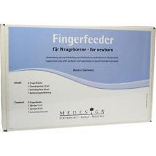 FINGERFEEDER für Frühgeborene 3 St PZN 4022211