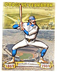 1969 Los Angeles Dodgers 1969 MLB Yearbook