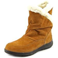 Botas de mujer de nieve Ante Talla 39