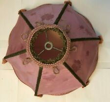 Lampshade/Handmade - Pink/Gold