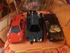 Lamborghini Countach 1:18 Polistil/ ROSSA/NERA